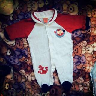 Jumper baby Sailor #Imlekhoki