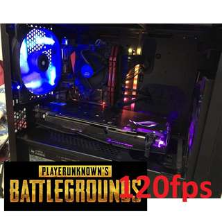 [CNY SALE] GAMING PC  RGB CUSTOM BUILT DESKTOP RIG