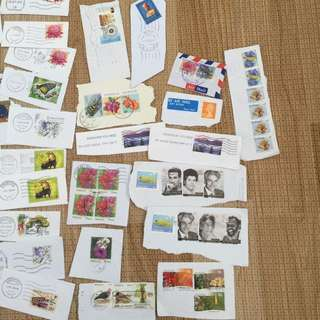 Over 150s stamps