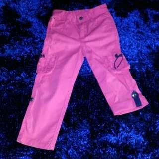 Celana panjang pink import