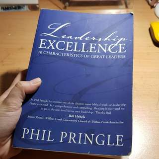 Leadership Excellence - Phil Pringle