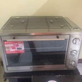 hanabishi oven 45liters