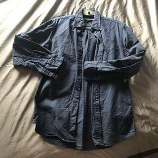 Uniqlo oxford button-down shirt