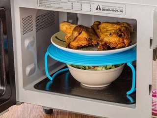 Multi Function Microwave Layer Trays