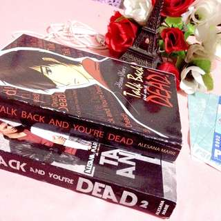 PSICOM: Talk back and you're dead 1 & 2 by Alesana Marie