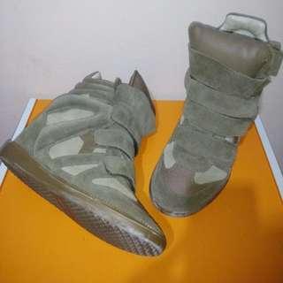 Boot Sepatu wanita