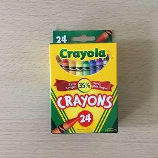 Crayola 蠟筆