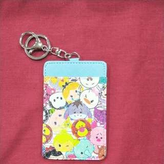 Tsum tsum Card Holder promotion