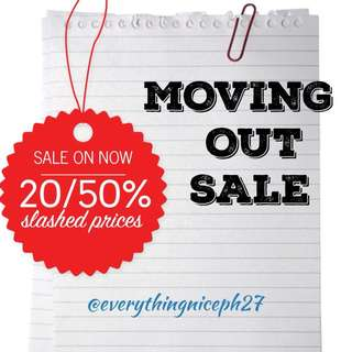 ⚡️Moving out sale⚡️