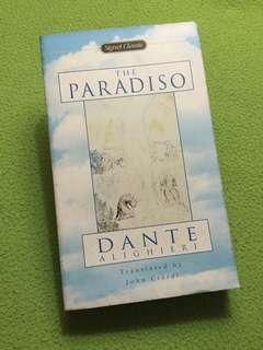 The Paradiso by Dante Alighieri