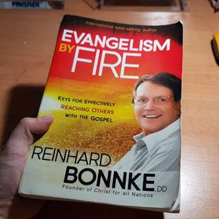 Evangelism by Fire - Reinhard Bonnke