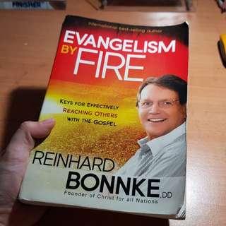 Evangelism by Fire - Reinhard Bonnke