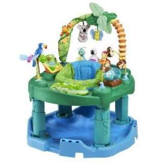 Evenflo Exersaucer 3-in-1 Activity Center Triple Fun