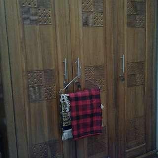Lemari Jati Pintu 3