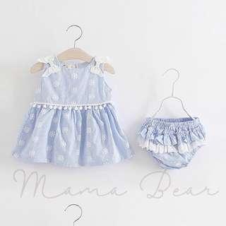 Mama Bear - Blue Set