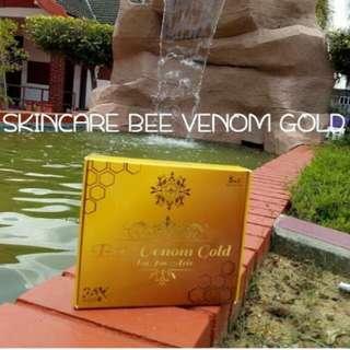 Beevenom Gold 5 In 1 sesuai untuk kulit normal , kusam dan berjeragat. 😘🐝