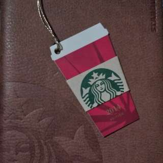STARBUCKS CARD - RED CUP