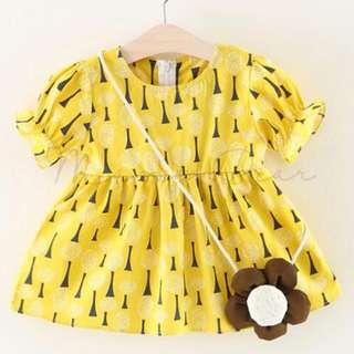 Mama Bear - Yellow Dress
