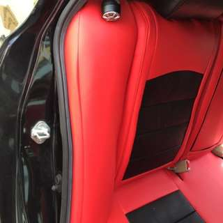 Civic leather seat cover (customise)