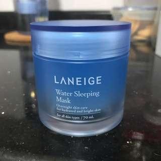 Laniege Water Sleeping Mask