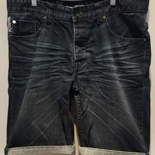 Free Postage | Men's Denim Shorts | Industrie