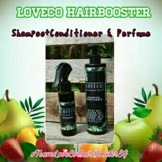 Loveco Hair Booster(Combo Set)