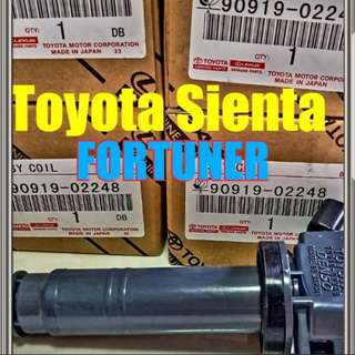 Toyota Fortuner / Sienta / Axio Ignition coil
