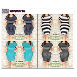 CODE: MPS-0015 -D Plus Size Charrie Dress