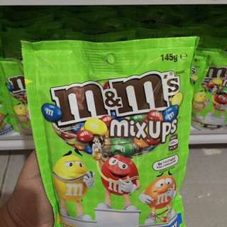 M&M's Mixed Ups (Milk Chocolate/Crispy/Peanut)