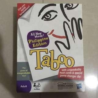 Taboo: Philippine Edition