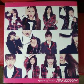 Apink Official Pink Blossom Album