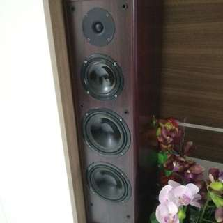 Dantax DA-63 floorstander speaker