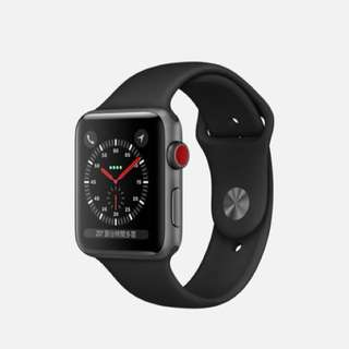 Apple Watch s3 LTe 42mm
