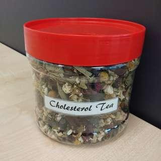 Turkey's Cholesterol Tea
