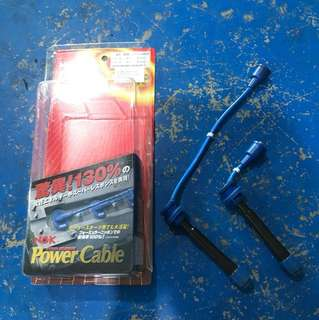 NGK power cables (zc31s suzuki swift sport)