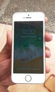 Iphone 5s Gold 16gb Ex Inter Lengkap Muluss Bangett