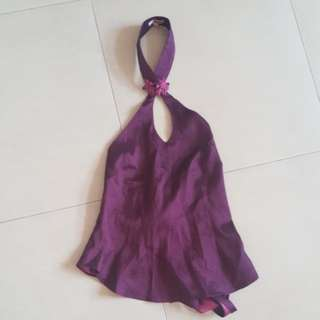 BN Mandarin Collar Top