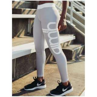 AIMN LEGGINGS SZXS GREY