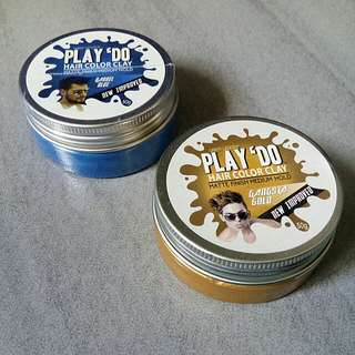 Hair Color Wax (Washable)