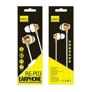 Robot Earphone