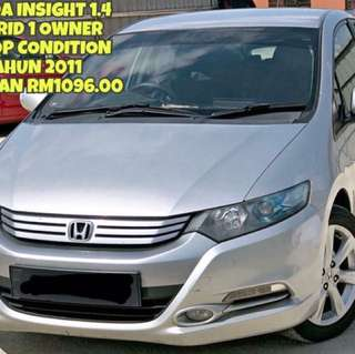 HONDA INSIGHT 1.4 HYBRID