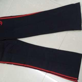 Adidas 女裝褲 (Size: 36)