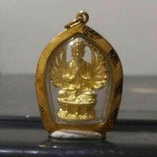 Guan Yin Amulet