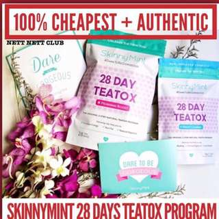 100% Authentic - Skinnymint