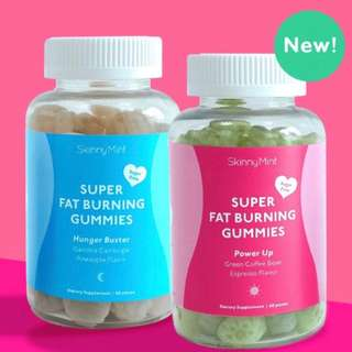 100% Authentic - CHEAP AND GOOD SKINNYMINT GUMMIES