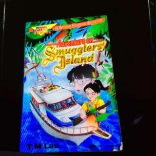 A venture On Smugglers Island