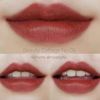 Beauty Cottage Lipstick