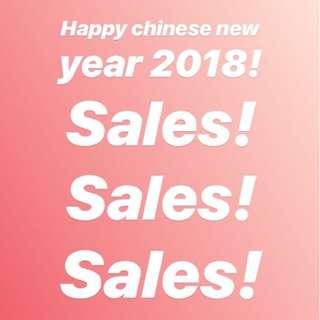 Gong Xi Fa Cai 2018‼️