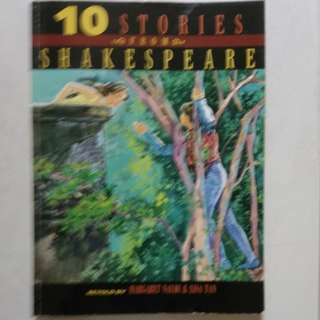 10 Stories from Shakespeare - Abridged