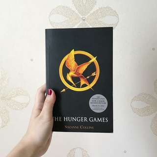 Hunger game book